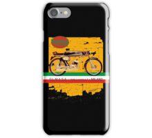 mondial cafe racer iPhone Case/Skin