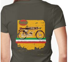 mondial cafe racer Womens Fitted T-Shirt