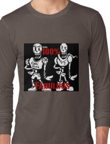 Fabulous Papyrus Long Sleeve T-Shirt