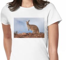 I am Australian ~ Euro Womens Fitted T-Shirt