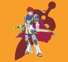 Smash Bros Cloud Roy - Fire Emblem by SmashBrosDesign