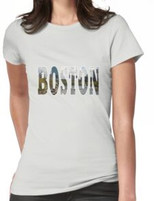 Boston Womens Fitted T-Shirt