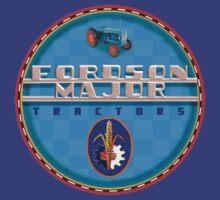 Fordson Major Tractors by Nostalgix