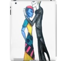 Scomiche Nightmare Before Christmas iPad Case/Skin
