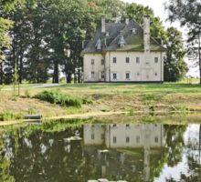 Zonnebeke Chateau Sticker