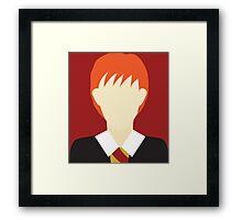 Ron Weasley Framed Print