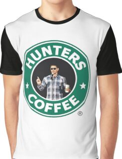 "Supernatural - ""Hunters Coffee"" Graphic T-Shirt"
