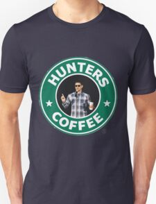 "Supernatural - ""Hunters Coffee"" Unisex T-Shirt"