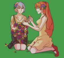 Asurei -- Violets Kids Tee