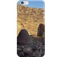 Pompeii ruins iPhone Case/Skin