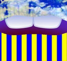UNIVERSITY OF MICHIGAN KISS Sticker