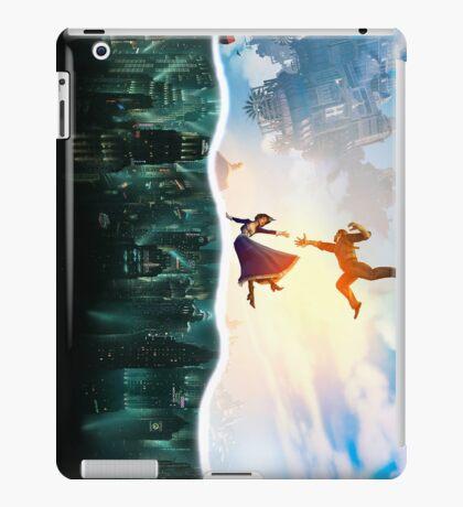 Bioshock Two Worlds Collide iPad Case/Skin