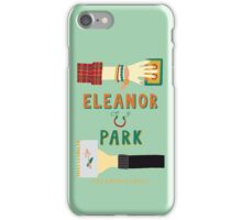 Eleanor and Park by Rainbow Rowell Book Cover iPhone Case/Skin