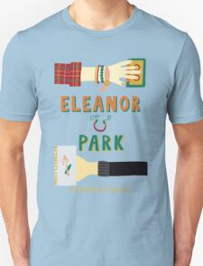 Eleanor and Park by Rainbow Rowell Book Cover T-Shirt