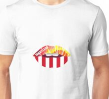 MARYLAND KISS LIPS Unisex T-Shirt