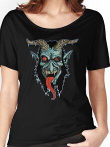 KRAMPUS Women's Relaxed Fit T-Shirt