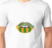 UNIVERSITY OF MAIMI LIPS KISS Unisex T-Shirt