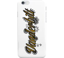 Vanderbilt iPhone Case/Skin