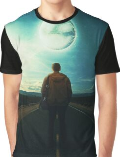Route Graphic T-Shirt