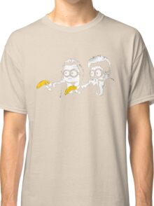 Minion Banana Fiction Classic T-Shirt
