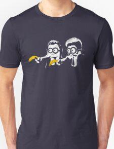Minion Banana Fiction Unisex T-Shirt