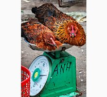 Chicken scales Unisex T-Shirt