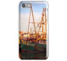 Classic Fisherman iPhone Case/Skin