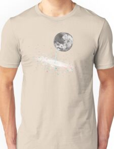 Luna Finds A Drink Unisex T-Shirt