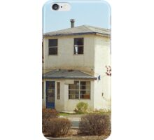 Route 66 - Wayside Motel iPhone Case/Skin
