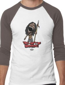 Zuni Fetish Doll Men's Baseball ¾ T-Shirt