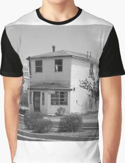 Route 66 - Wayside Motel Graphic T-Shirt