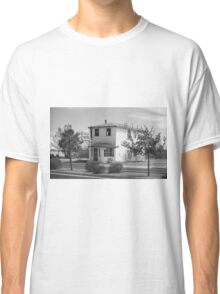 Route 66 - Wayside Motel Classic T-Shirt