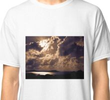 from bastion point looking north Classic T-Shirt