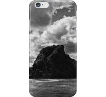 lion rock at piha redux iPhone Case/Skin