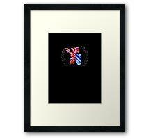 Kid Icarus - Sprite Badge 2 Framed Print