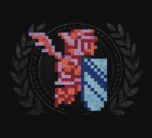 Kid Icarus - Sprite Badge 2 by garudoh