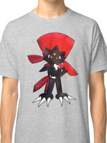 Weavile - Red Classic T-Shirt