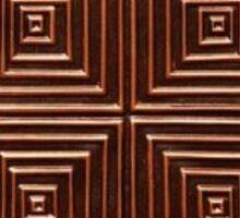 Copper  Ceiling Tile Sticker