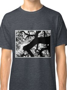 diptych fractal one Classic T-Shirt