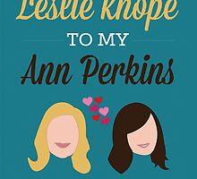 Leslie & Ann by jamietyre