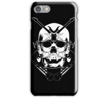 Play Me Some Skull Music iPhone Case/Skin