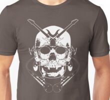 Play Me Some Skull Music Unisex T-Shirt