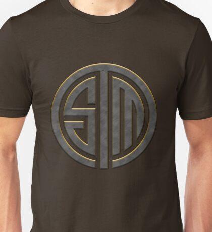 TSM Metallic (Yellow Glow) Unisex T-Shirt