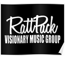 Logic Ratt Pack Visionary Music Group Poster