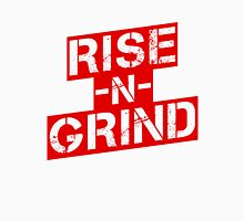 Rise n Grind - Red Unisex T-Shirt