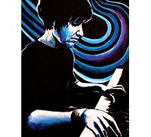 Elliott Smith - Figure 8 Blues  Photographic Print