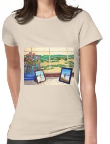 Country Road Take me Home......... Womens Fitted T-Shirt