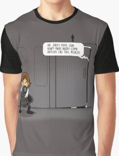 The Phantom Prankster Graphic T-Shirt