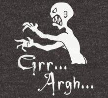 Grr ... Argh ... ! by tinalu