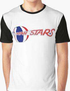DEFUNCT - UTAH STARS Graphic T-Shirt